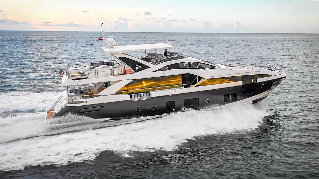 เรือยอร์ช Azimut 27 Metri | Private Yacht Charter | Oupa's Impulse