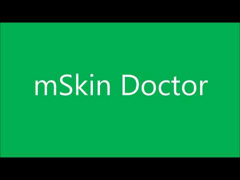mSkin Doctor Android Mobile Application