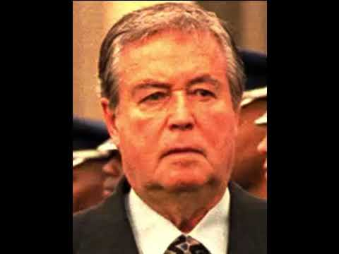Died at 88 Chilean lawyer and politician José Florencio Guzmán