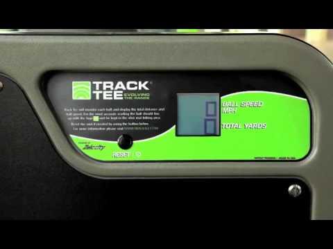 Introducing Tracktee Golf Driving Range Bay Divider