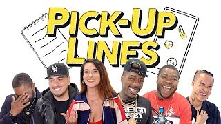 Solo Lucci Teaches Us How To Slide In The DMs | Pick-Up Lines