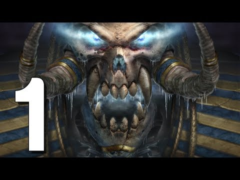 Let's Play Warcraft 3 (#1) - For Lordaeron
