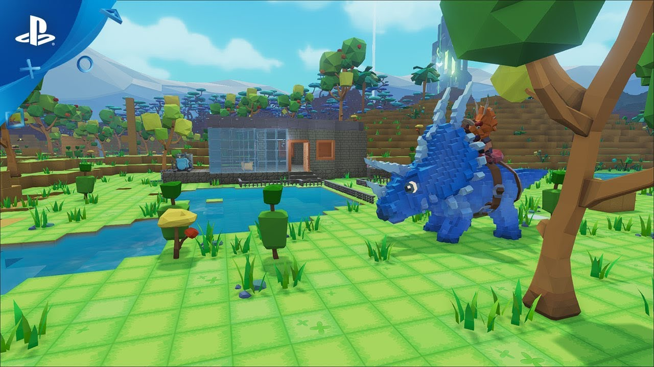 PixARK - Pre-Launch Trailer | PS4
