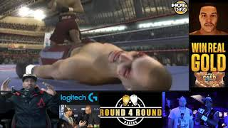 Fight Night Champions Returning? Roy Jones Jr Interview & Planet Gold Rush Unboxing