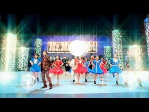 モーニング娘。 『Mr.Moonlight ~愛のビッグバンド~ 』(MV) 2001年10月31日発売。13枚目のシングル。 iTunes(CD) : http://itunes.apple.com/jp/album/id212081848.