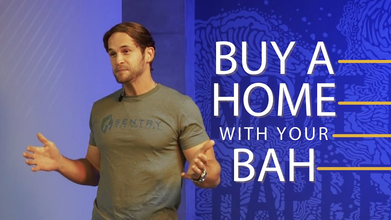 Buy a Home Using Your BAH
