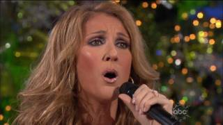 Celine Dion - Adeste Fideles (O Come All Ye Faithful) (Disney Parks Christmas Day Parade) [HD]