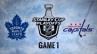 Wilson, Williams lead Caps to Game 1 overtime win