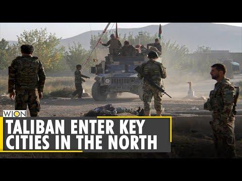 Taliban capture Afghanistan's main Tajikistan border crossing   Zabihullah Mujahid   English News
