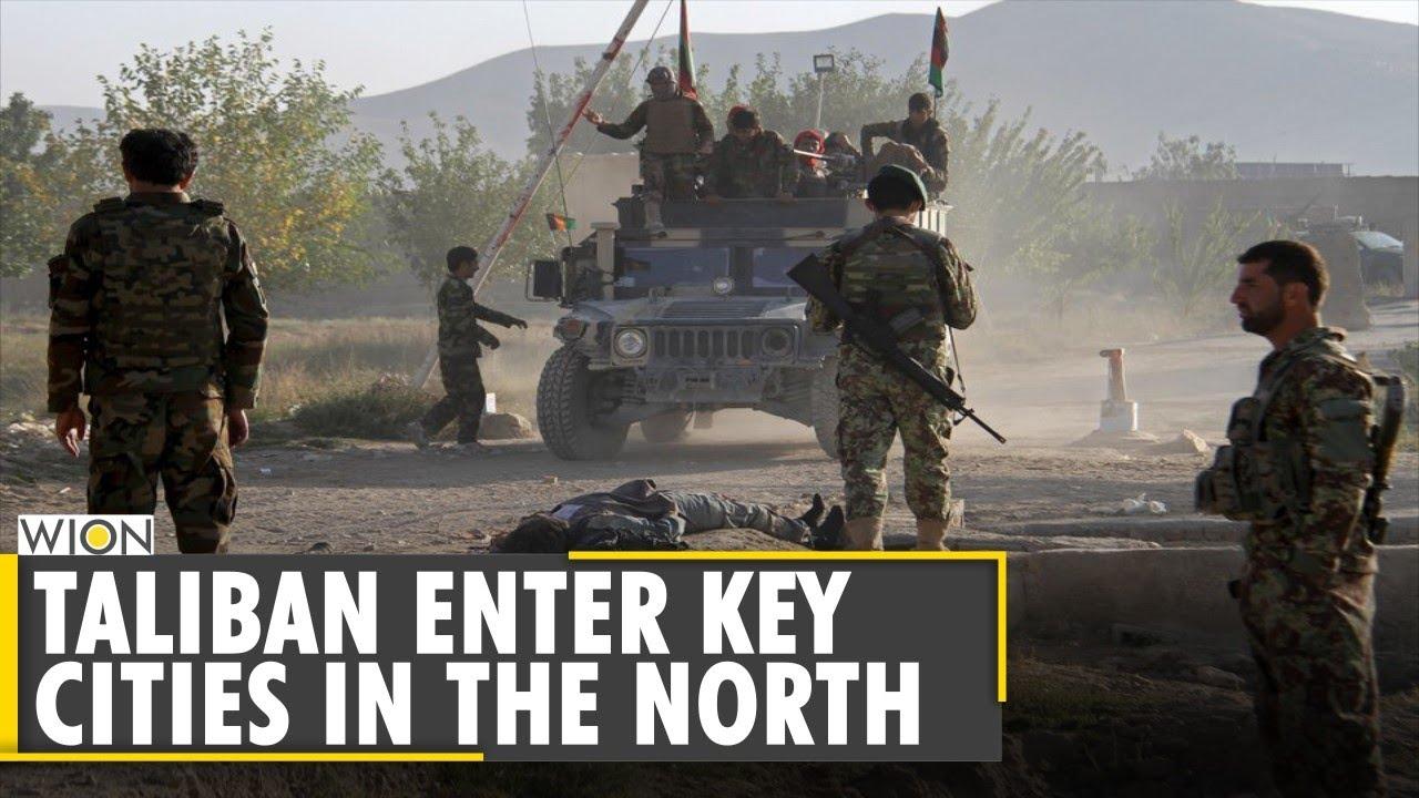 Taliban capture Afghanistan's main Tajikistan border crossing | Zabihullah  Mujahid | English News - YouTube