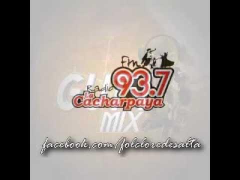 Enganchados de Folclore - Radio la Cacharpaya - GutyDJ