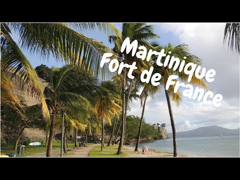 Martinique, Fort de France (2018)