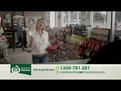 Woolworths Car Insurance Commercial Directed by Shane Carn