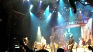 """Social Distortion """"King of Fools"""" and """"Bad Luck"""" Live in Las Vegas, January 22, 2011"""