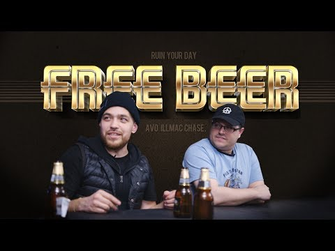 FREE BEER: MOVIES with ILLMAC, CHASE and AVO