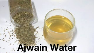Ajwain Water For Weight Loss 5 Kg in 1 Month / Fat Cutter Drink /Home Remedies for Waight Loss Fast