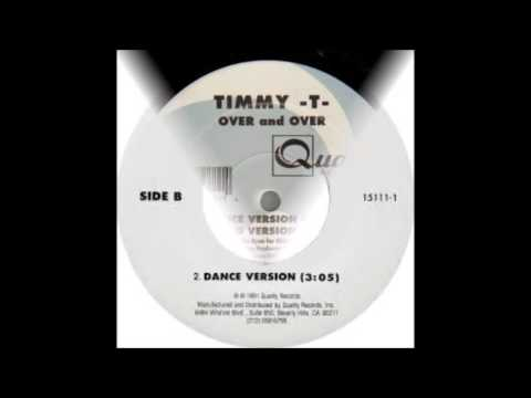 Timmy T - Over and Over (1990)