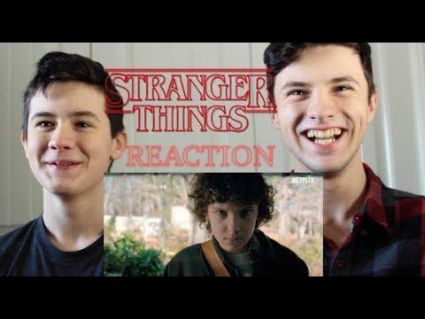 Stranger Things Season 2 FRIDAY THE 13th Trailer Reaction