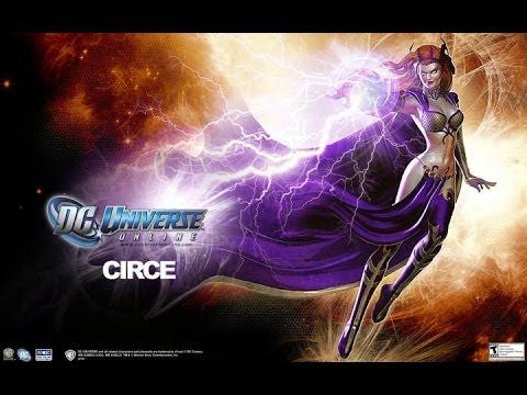 DCUO- Circe Legends POV