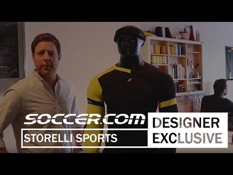 676ddc9d240 Engineered for the fearless  Storelli Exoshield Goalkeeper Gladiator Shirt