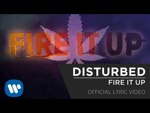 Disturbed - Fire It Up [Official Lyric Video]