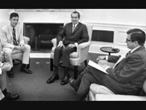 """NIXON TAPES: """"F*ck him, he wasn't with us"""" (Colson/Labor 2)"""
