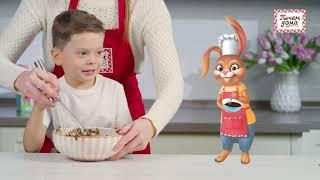 Печем дома вместе с детьми - шоколадные маффины