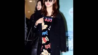 [T포토] 김남주 '독특한 선글라스 패션'…