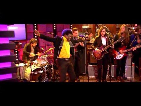 Charles Bradley - Ain't It A Sin - RTL LATE NIGHT
