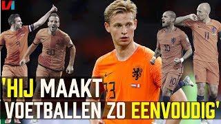 De Nieuwe Held van Oranje: Frenkie de Jong?!