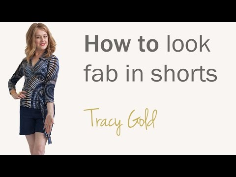 How to look good in shorts for women over 40 - summer outfit ideas for women over 40