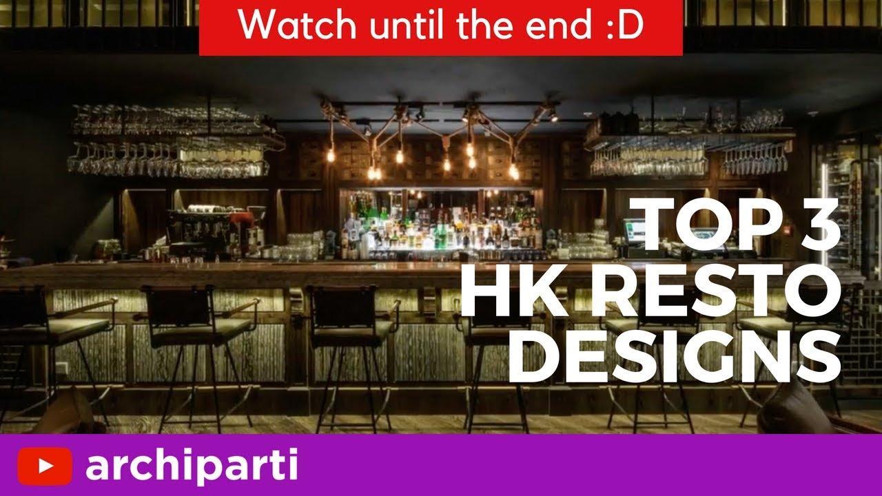 Restaurant hong kong best interior design top