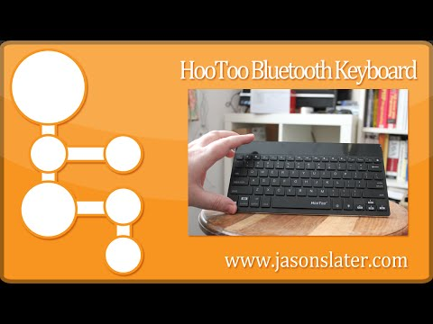 Review: HooToo Bluetooth Keyboard