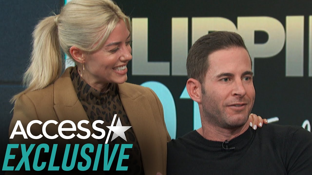 Tarek El Moussa's Kids 'Adore' Girlfriend Heather Rae Young: 'We're A Cute Little Family'