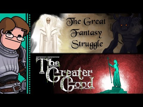 Let's Try The Great Fantasy Struggle / The Greater Good