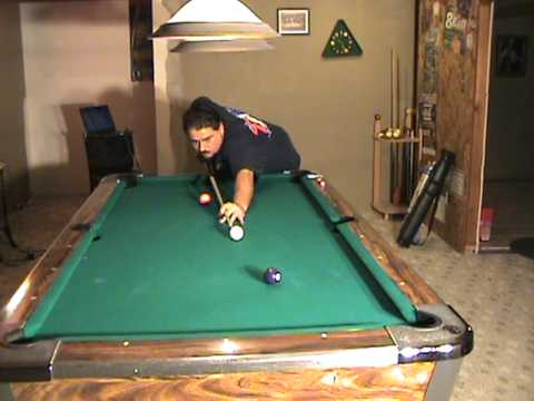 Pool Instruction, Billiard Drills. 3 Ball and 6 Ball Practice.