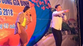 Quang Tèo Giang Còi Diễn Hài Hội Chợ Cười Đau Bụng- NSUT Quang Tèo -NSUT Giang Còi YouTube✔