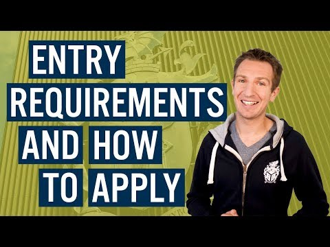 Entry Requirements And How To Apply - Study In The UK | Cardiff Met International