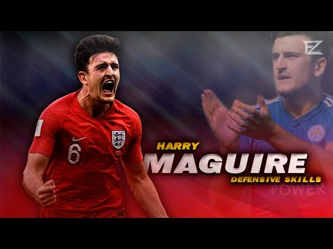 Harry Maguire 2018 ▬ The Beast • Crazy Defensive Skills & Goals || HD