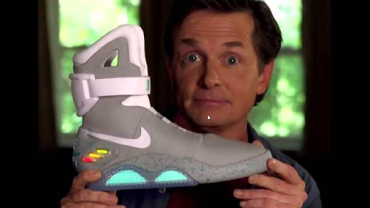 a50e41fc17 Nike Air Mag de Regreso al Futuro y con robocordones no para todos ni para  todos los bolsillos - YouTube