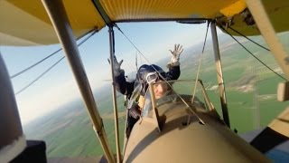 Jason test drives a Tiger Moth - Don't Tell the Bride: Series 9 Episode 4: Preview - BBC One