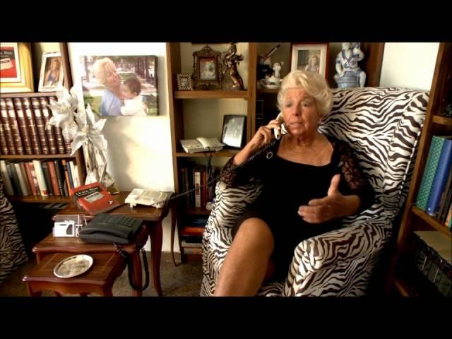 Trailer de documental sobre la Sra. Rius de moral distraída.