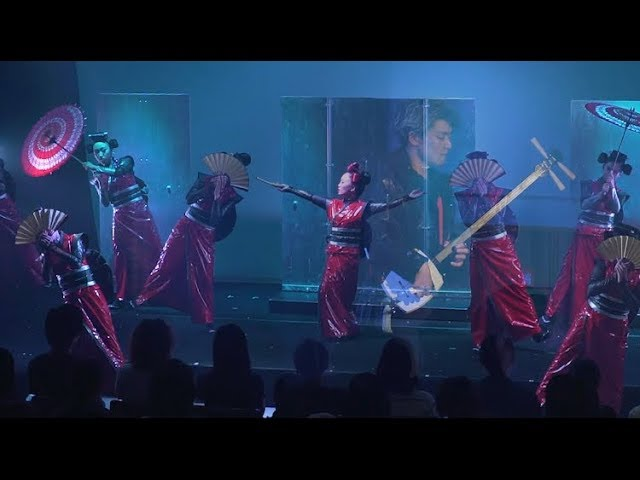NEO-Geisha × Taichi Hikida  公演「THE CHANGE」Performance