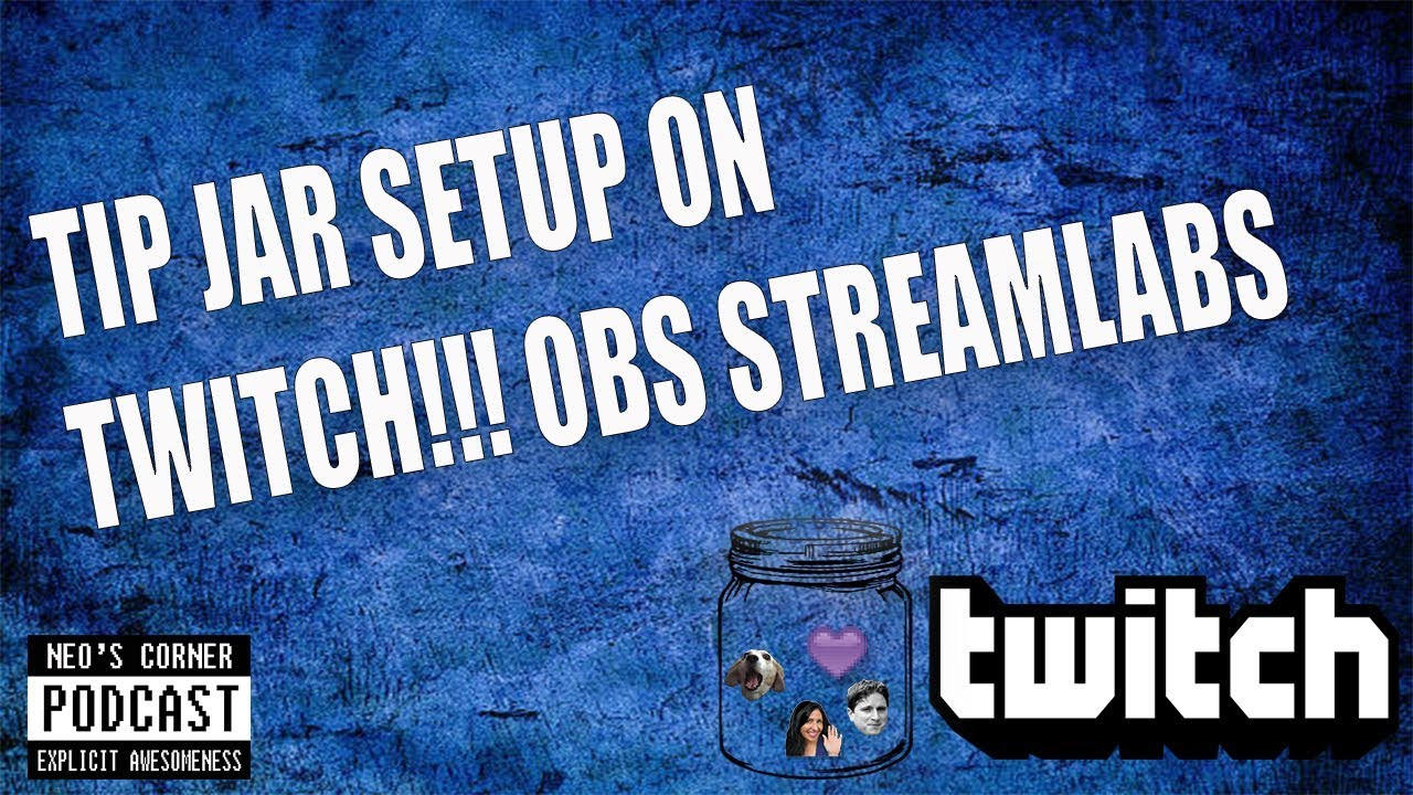 How To Set Up The Tip Jar For Your Twitch Stream Solved