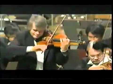 Boris Belkin, Prokofiev Violin Concerto nº1 Part 2