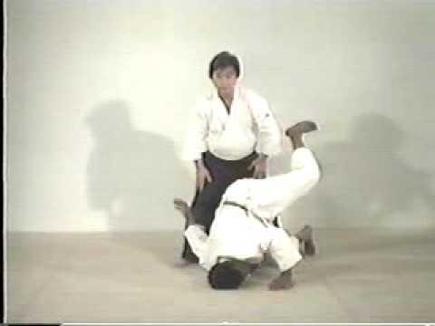 Aikido 7th Dan Yoshimitsu Yamada Instructional Video Youtube