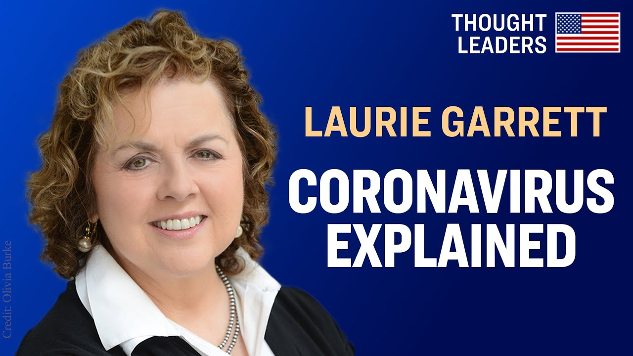 China Coronavirus: Tough Realities & Possibility of Global Pandemic—Epidemic Reporter Laurie Gar