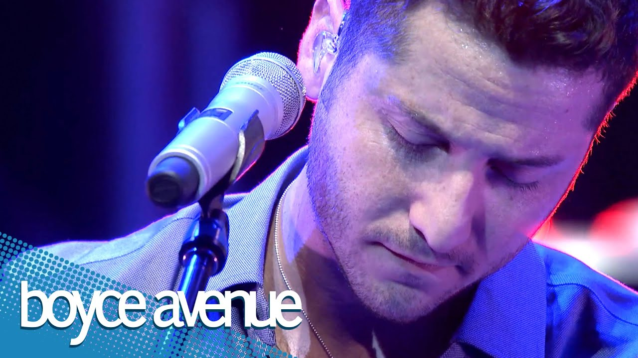 Boyce Avenue — On My Way (Live In Los Angeles)(Original Song) on Spotify & Apple