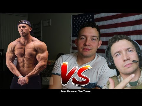 I Face Army Ranger Nick Bare 1 on 1