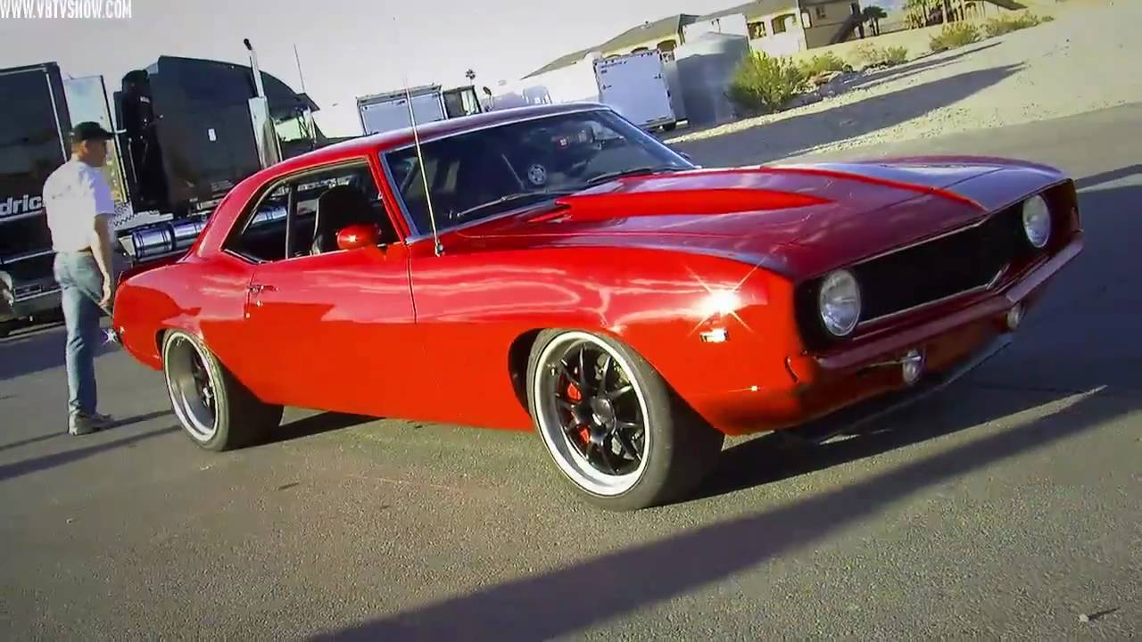 1969 Mark Stielow S 1969 Camaro Quot Red Devil Quot Video V8tv Youtube